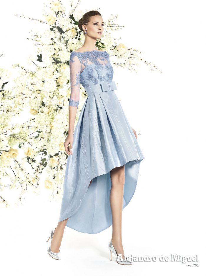 Vestidos cortos boda online