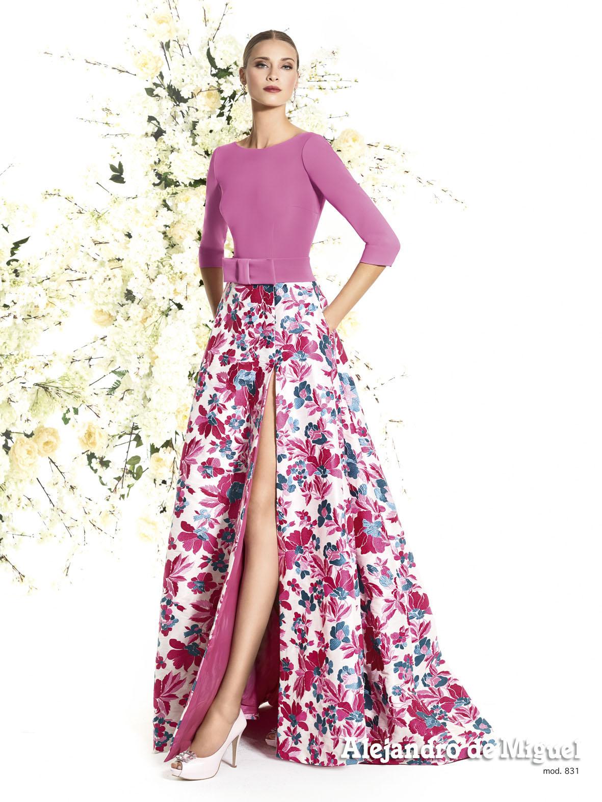 Vestido Largo - mod. 831