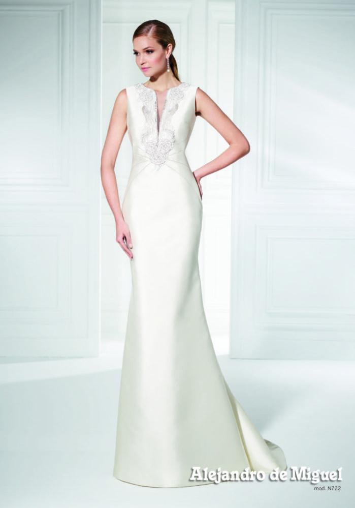 precio vestido novia alejandro de miguel – vestidos de noche