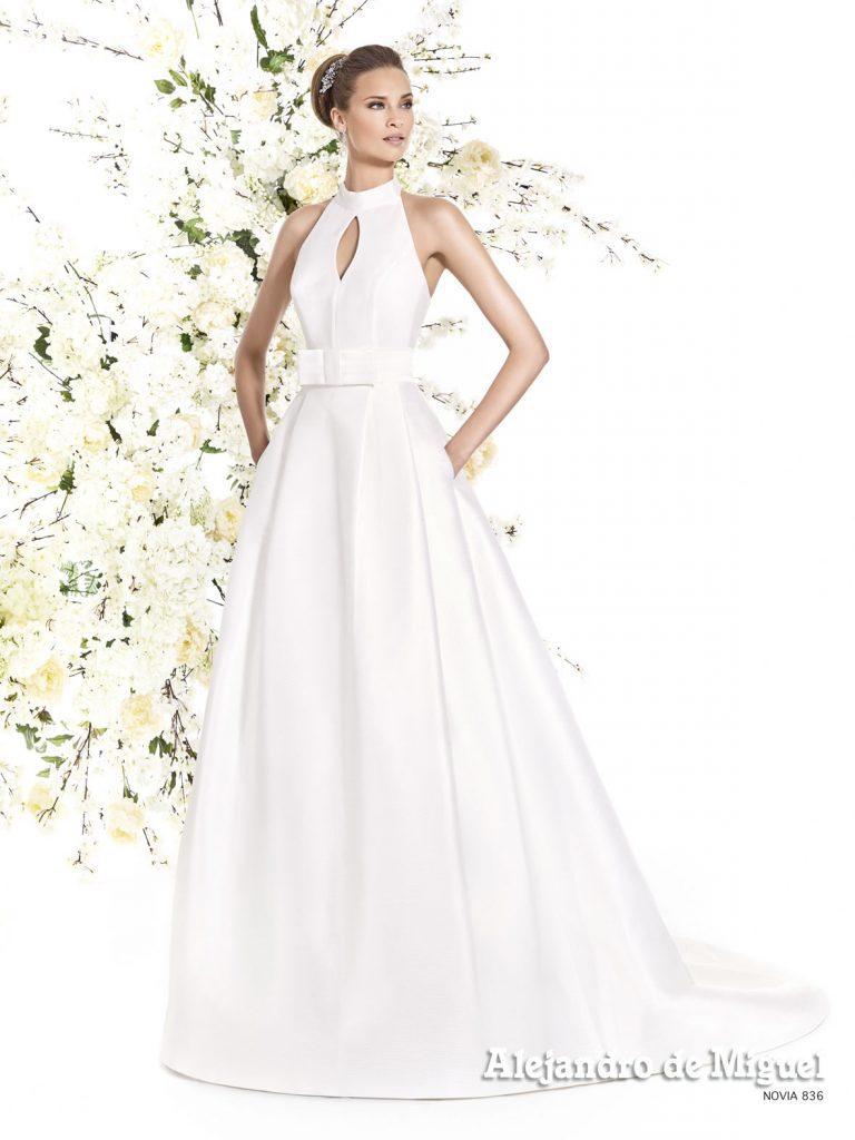 Trajes de novia a medida - Vestidos de novia a medida - Alejandro de ...