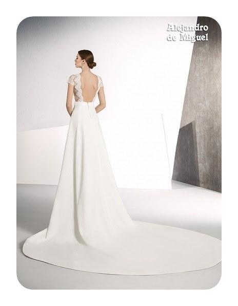 los vestidos de novia de alejandro de miguel por mucho menos de lo