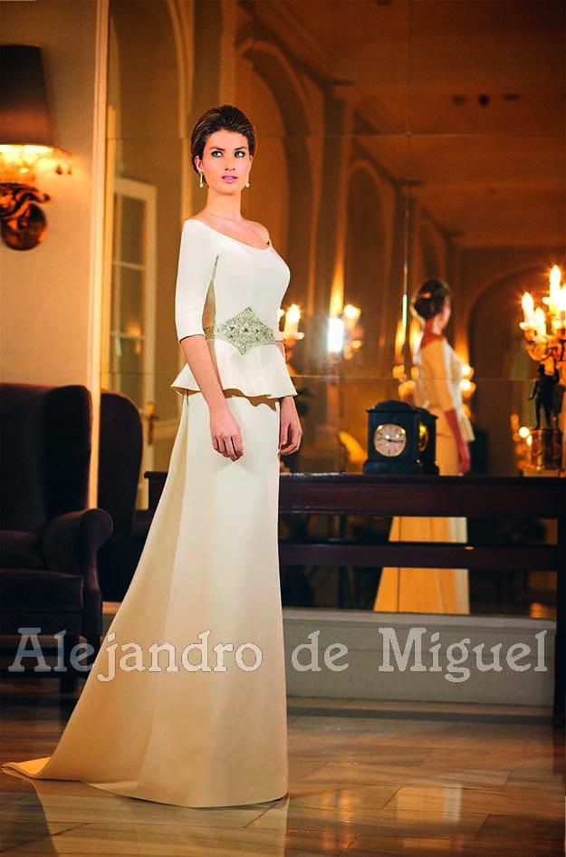 alejandro de miguel lanza una línea de vestidos de novia para la